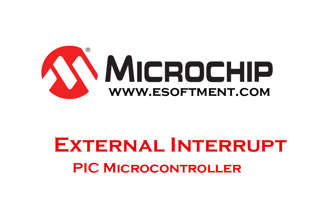 PIC External Interrupt Code | Sample Project