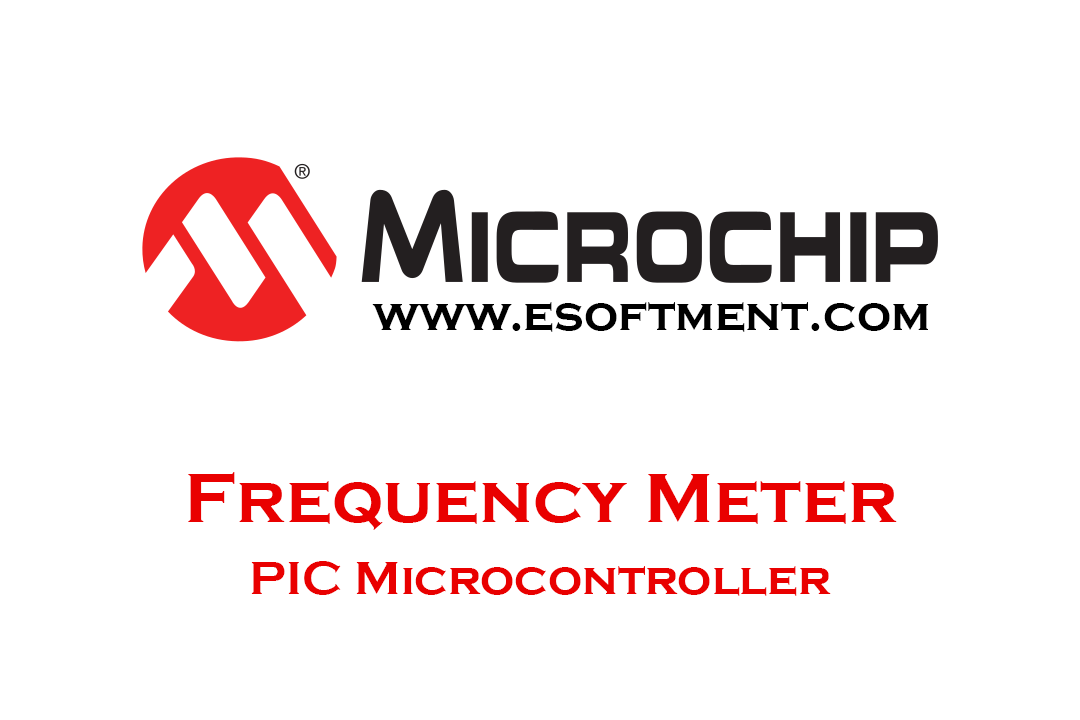 Frequency Meter with PIC Microcontroller