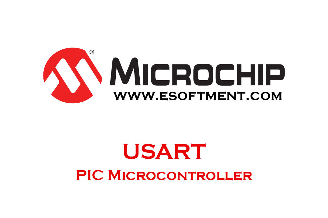 PIC UART Receiving and Transmitting Project