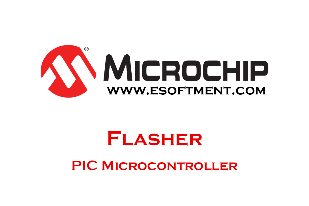 4 Channel Flasher with PIC Microcontroller